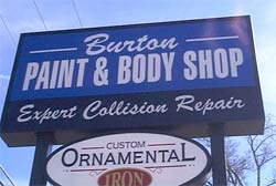 Burton Paint and Body